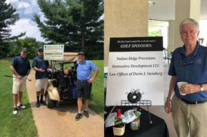 Golf Sponsor Cancer Research