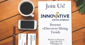 eDiscovery Hiring Trends